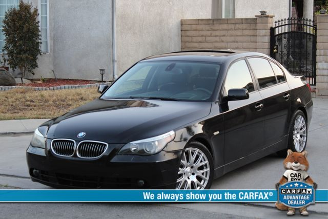 2005 BMW 545i SPORTS PKG XENON NEW CLUTCH SERVICE RECORDS AVAILABLE