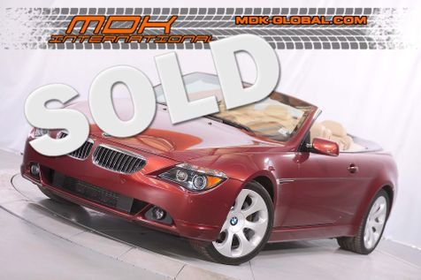 2005 BMW 645Ci - sport - only 37k miles in Los Angeles