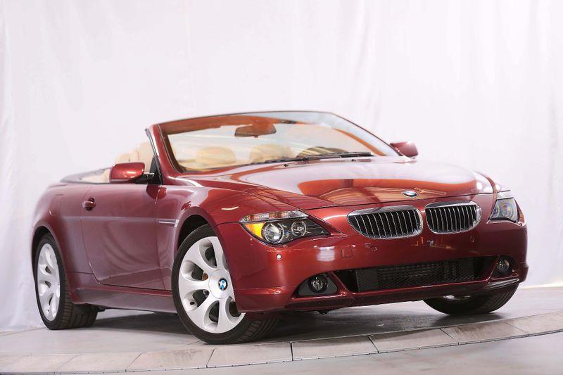 2005 BMW 645Ci - sport - only 37k miles  city California  MDK International  in Los Angeles, California
