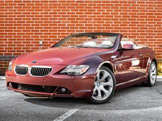 2005 BMW 645Ci Burbank, CA