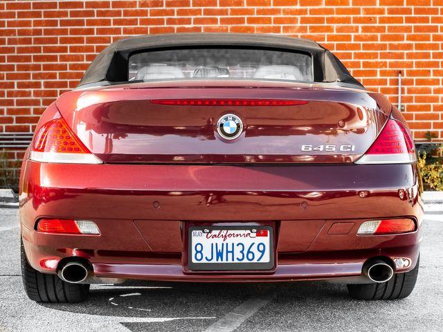 2005 BMW 645Ci Burbank, CA 4