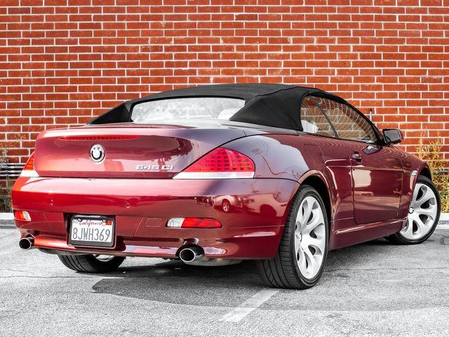 2005 BMW 645Ci Burbank, CA 7