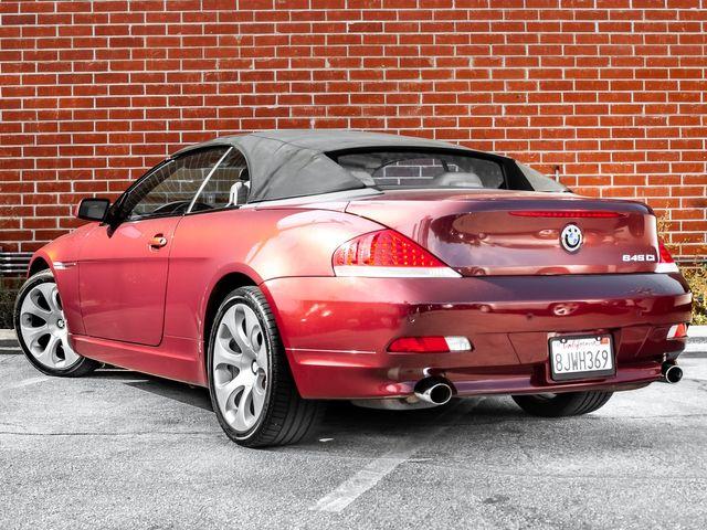 2005 BMW 645Ci Burbank, CA 8