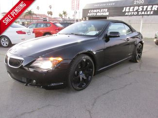 2005 BMW 645Ci Convertible in Costa Mesa, California 92627