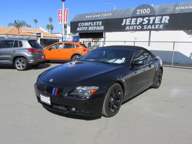 2005 BMW 645Ci Convertible in Costa Mesa, California 92627