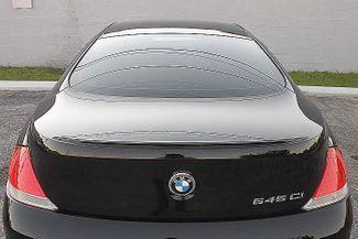 2005 BMW 645Ci Hollywood, Florida 58