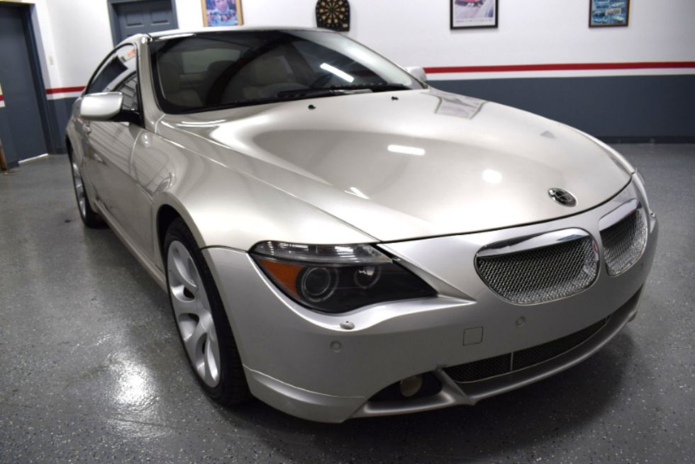 2005 BMW 645Ci | Memphis TN | Triumph Auto Sales