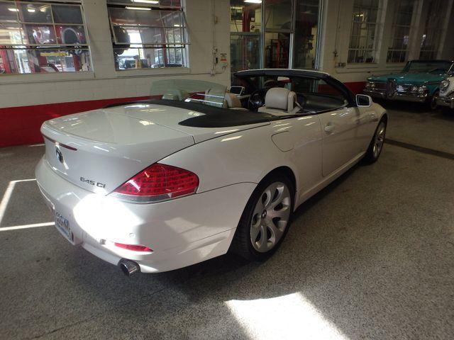 2005 Bmw 645ci Navi, Auto-Top PORTENZA TIRES,  SHARP BMW Saint Louis Park, MN 4