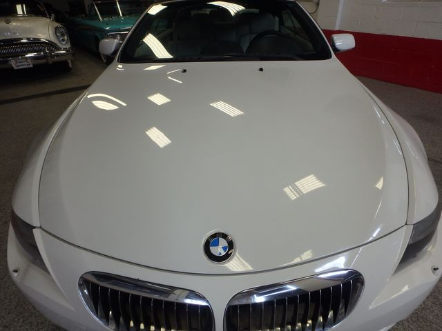 2005 Bmw 645ci Navi, Auto-Top PORTENZA TIRES,  SHARP BMW Saint Louis Park, MN 18