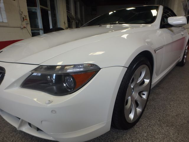 2005 Bmw 645ci Navi, Auto-Top PORTENZA TIRES,  SHARP BMW Saint Louis Park, MN 22