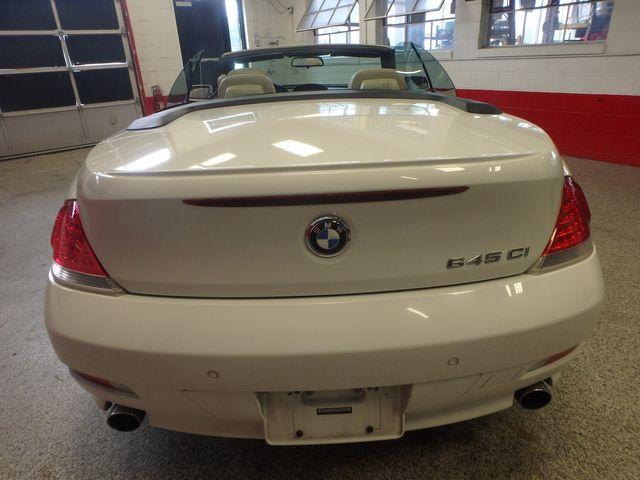 2005 Bmw 645ci Navi, Auto-Top PORTENZA TIRES,  SHARP BMW Saint Louis Park, MN 13