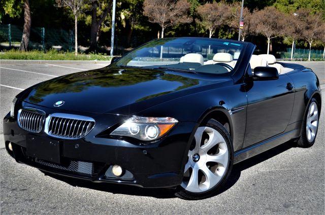 2005 BMW 645Ci in Reseda, CA, CA 91335