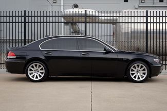 2005 BMW 745Li Only 61k Miles * DVD * 19's * LUX Seating * LOADED Plano, Texas 2