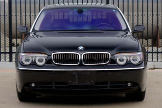2005 BMW 745Li Only 61k Miles * DVD * 19's * LUX Seating * LOADED Plano, Texas 6