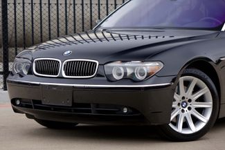2005 BMW 745Li Only 61k Miles * DVD * 19's * LUX Seating * LOADED Plano, Texas 23