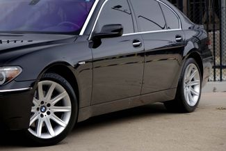 2005 BMW 745Li Only 61k Miles * DVD * 19's * LUX Seating * LOADED Plano, Texas 25