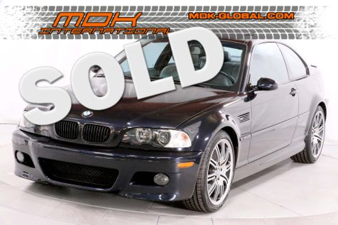 2005 BMW M Models M3 - SMG - COUPE - 19