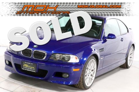 2005 BMW M Models M3 - Competition pkg - Manual in Los Angeles
