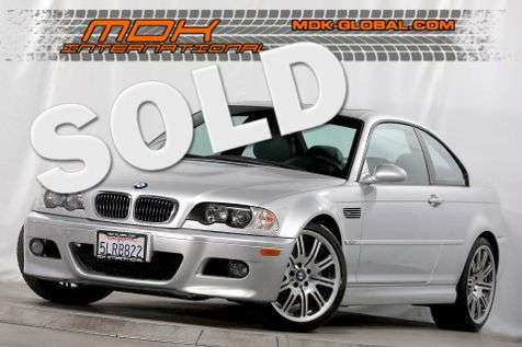 2005 BMW M Models M3 - SMG - Coupe - 1 Owner - Only 47K miles in Los Angeles