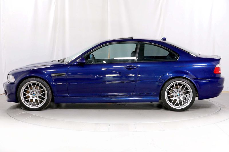 2005 BMW M Models M3 - Competition pkg - Interlagos Blue - SMG  city California  MDK International  in Los Angeles, California