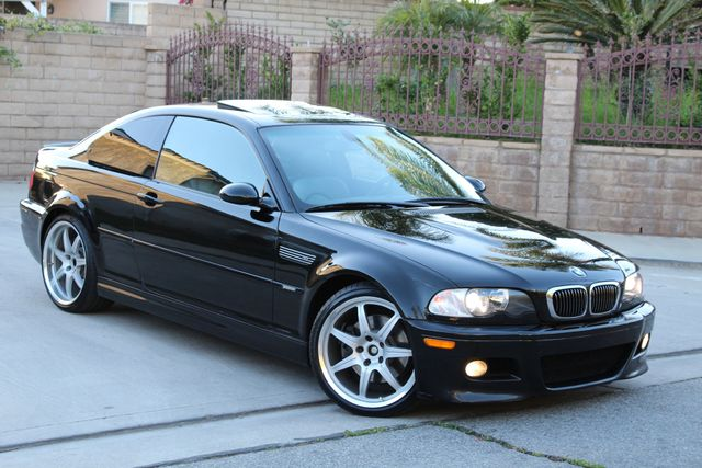 2005 BMW M Models M3 COUPE 6 SPEED MANUAL NAVIGATION 74K MLS 1-OWNER NEW CLUTCH in Woodland Hills CA, 91367