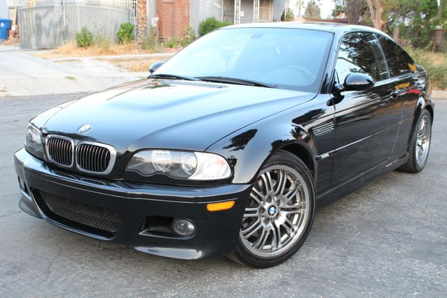 2005 BMW M Models M3 COUPE 6 SPEED MANUAL NAVIGATION 74K MLS 1-OWNER NEW CLUTCH