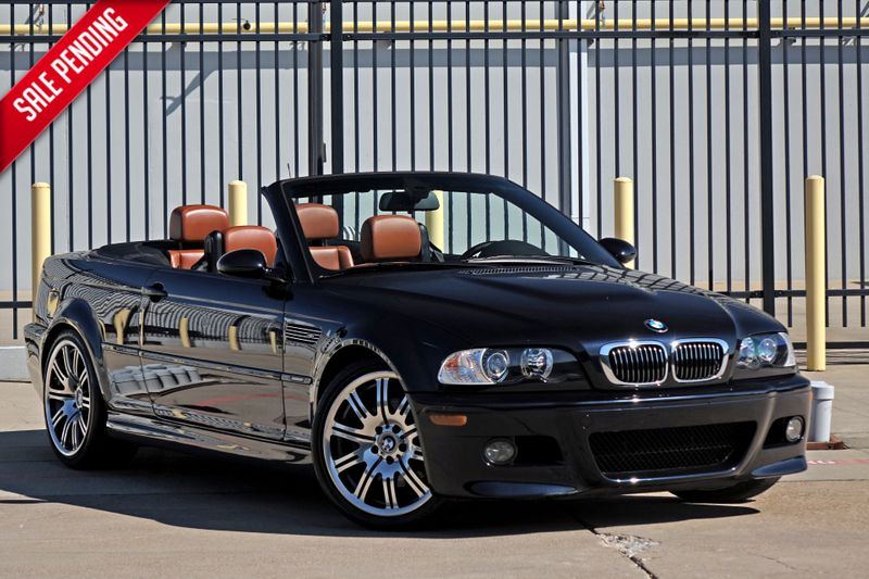 2005 BMW M Models M3*SMG Auto*Only 27k mi* | Plano, TX | Carrick's Autos in Plano TX