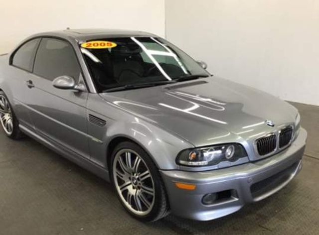 2005 BMW M Models M3