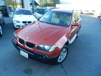 2005 BMW X3 3.0i in Campbell CA