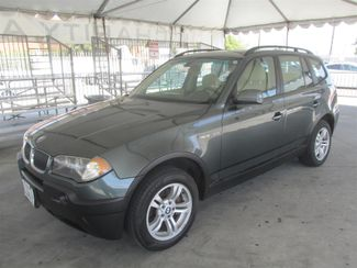 2005 BMW X3 3.0i Gardena, California