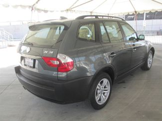2005 BMW X3 3.0i Gardena, California 2