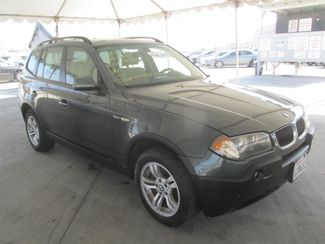 2005 BMW X3 3.0i Gardena, California 3