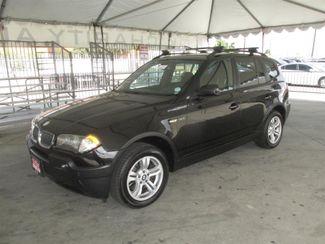 2005 BMW X3 3.0i Gardena, California