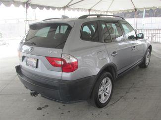 2005 BMW X3 3.0i Gardena, California 2