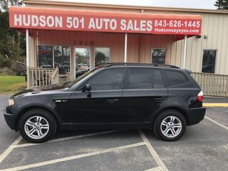 2005 BMW X3 3.0i 3.0i | Myrtle Beach, South Carolina | Hudson Auto Sales in Myrtle Beach South Carolina