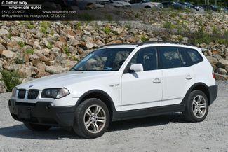 2005 BMW X3 3.0i Naugatuck, Connecticut