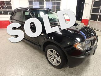 2005 Bmw X3 Awd LARGE MOONROOF, SHARP & LOADED! Saint Louis Park, MN