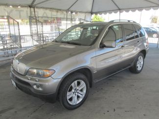 2005 BMW X5 4.4i Gardena, California