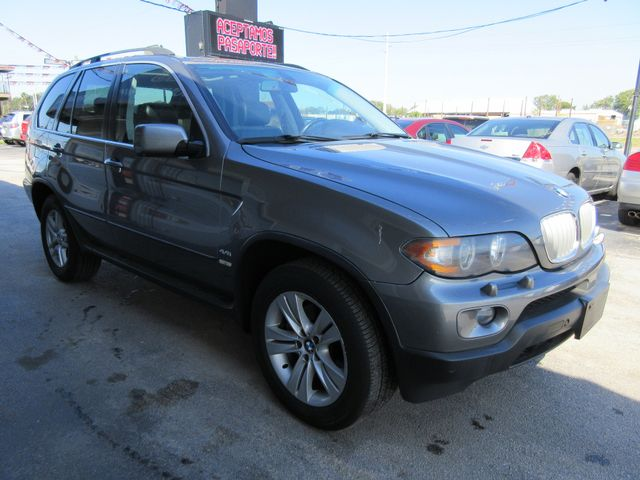 2005 BMW X5 4.4i, PRICE SHOWN IS THE DOWN PAYMENT south houston, TX 6
