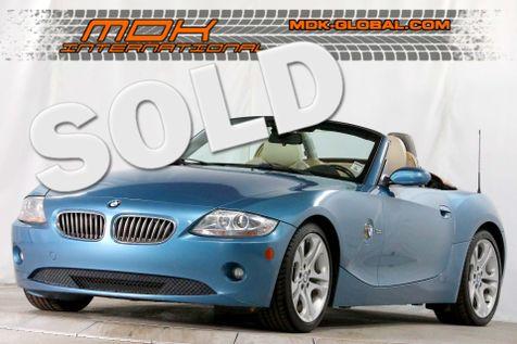 2005 BMW Z4 3.0i - Premium - Sport - Xenon headlights in Los Angeles