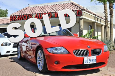 2005 BMW Z4 3.0i  in Cathedral City