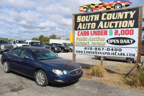 2005 Buick LaCrosse CX in Harwood, MD