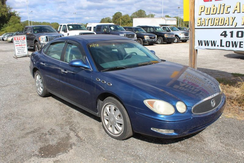 2005 Buick LaCrosse CX  city MD  South County Public Auto Auction  in Harwood, MD