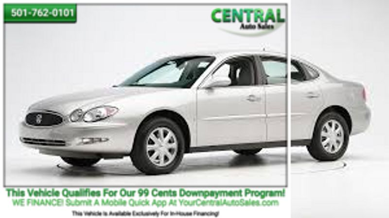 2005 Buick LaCrosse CXL   Hot Springs, AR   Central Auto Sales in Hot Springs AR