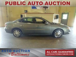 2005 Buick LaCrosse CXL   JOPPA, MD   Auto Auction of Baltimore  in Joppa MD
