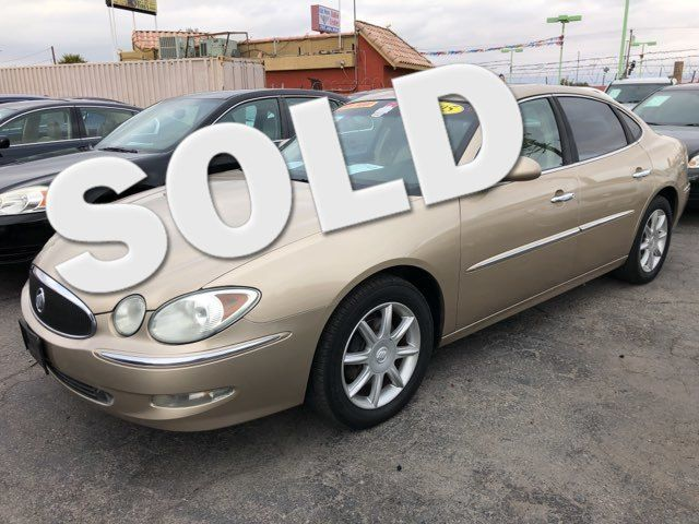 2005 Buick LaCrosse CXS CAR PAROS AUTO CENTER (702) 405-9905 Las Vegas, Nevada
