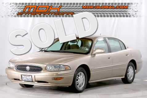 2005 Buick LeSabre Custom - very reliable 3800 series engine in Los Angeles