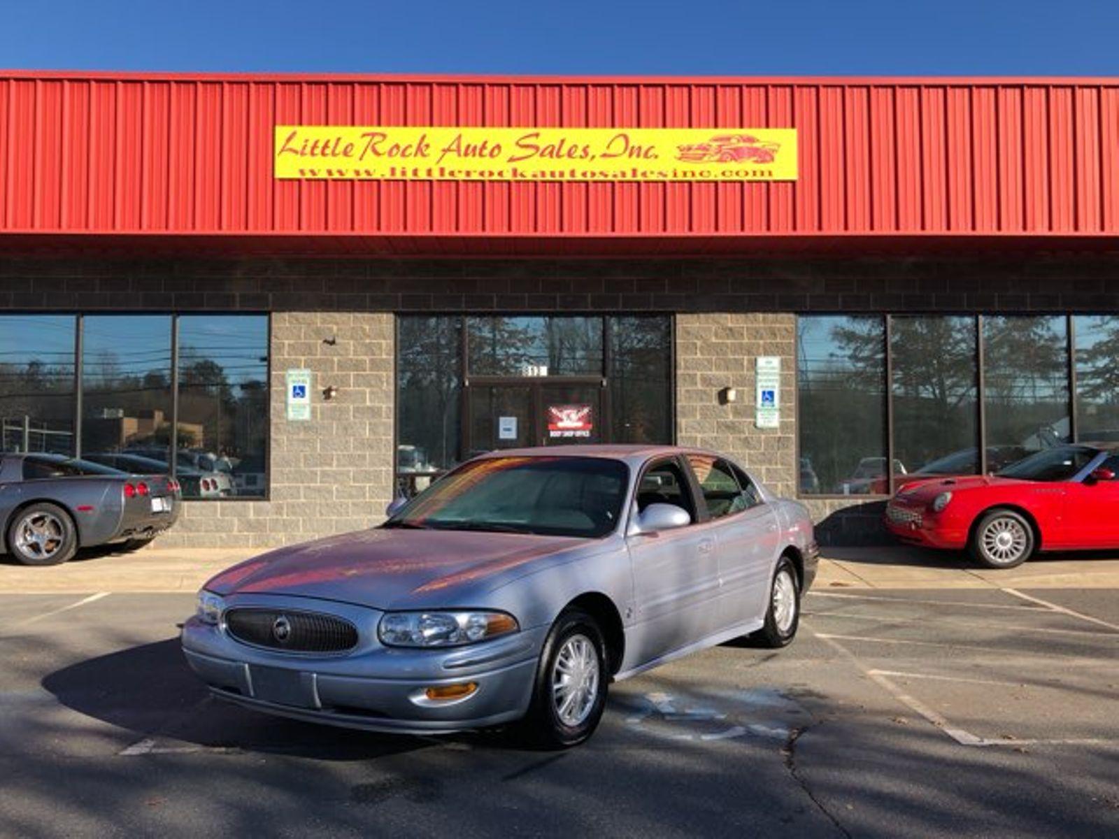 2005 Buick Lesabre Custom City Nc Little Rock Auto Sales Inc