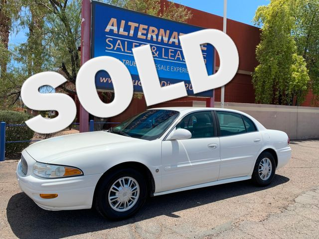 2005 Buick LeSabre Custom 3 MONTH/3,000 MILE NATIONAL POWERTRAIN WARRANTY Mesa, Arizona