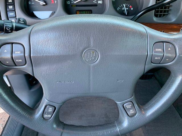 2005 Buick LeSabre Custom 3 MONTH/3,000 MILE NATIONAL POWERTRAIN WARRANTY Mesa, Arizona 17